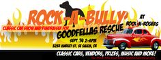 First Annual Rock-A-Bully Classic Car Show & Fundraiser — Sept. 14
