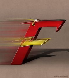These Superhero-Themed Letter Designs Are Awesome - UltraLinx