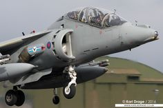 ZH660 / 108 - British Aerospace Harrier T10 - No. 20(R) Squadron, RAF