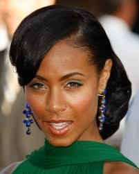 Image result for bride hair black woman