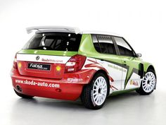 Skoda Fabia photos, picture # size: Skoda Fabia photos - one of the models of cars manufactured by Skoda Monte Carlo, S2000, Popular Sports, Car Colors, Skoda Fabia, Car Tuning, Rally Car, Courses, Cool Cars