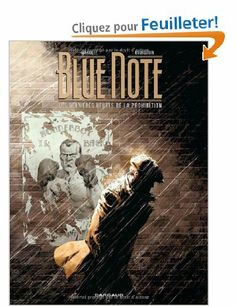 Blue Note BD Boxe/polar désabusé