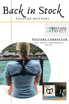 See and feel the difference that good posture makes in your life. You will notice an increase in energy, confidence and less back pain.#bepostureperfect #health #posturecorrection #healthyliving #backpain #posture #tech-neck #pain #neckpain #painfree #yoga #pilates #postureworkouts #tech-neck #hydration #healthy #chiro #gym #success #badposture #sittingposture Better Posture, Bad Posture, Sitting Posture, Shoulder Pain Relief, Lower Back Pain Relief, Relieve Tension Headache, Sore Muscle Relief, Posture Exercises, Perfect Posture