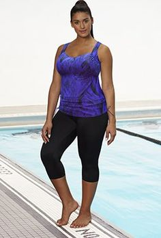 2f4f86396e Swimwear Department. Modest SwimsuitsSwimsuits For AllCapriSwim DressPlus  Size Beach WearPlus ...