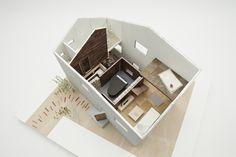 nesting house/入れ籠の家  ondesign