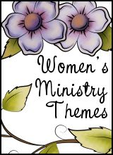 Women's Ministry ideas: Event Themes, Printables, Crafts, Favors and MORE! Event Themes, Party Themes, Party Ideas, Theme Ideas, Church Ministry, Ministry Ideas, Womens Ministry Events, Christian Women's Ministry, Ladies Luncheon
