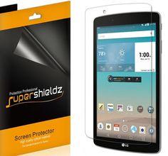 Temperedglass Screen Protector Guard Shield Saver Armor for LG G Pad F 8.0 UK495