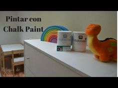 Pinta tus muebles de melamina,chapa,tipo ikea etc con Chalk Paint - YouTube Chalk Paint, Dinosaur Stuffed Animal, Toys, Painting, Youtube, Paint Formica, Paint Colours, How To Paint Furniture, Furniture Restoration