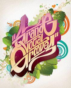 Grande Vocal Groove by blikdsgn