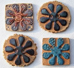 Stoneware Buttons Group 10 | Flickr - Photo Sharing!