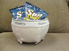 21 Laugh-Out-Loud White Elephant Gifts - Underwear bowl