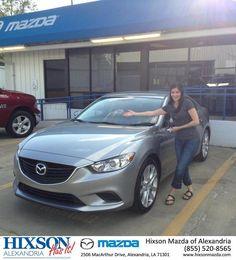 #HappyBirthday to Farrah from Curtis King at Hixson Mazda of Alexandria!  https://deliverymaxx.com/DealerReviews.aspx?DealerCode=PSKP  #HappyBirthday #HixsonMazdaofAlexandria
