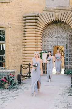dessy bridesmaid dresses | Image by M and J Photography