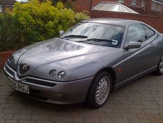1999 Alfa Romeo Gtv Lusso T-spark 16v Grey - http://classiccarsunder1000.com/archives/1815