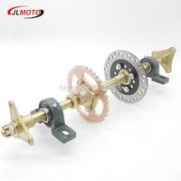 Quality Suspension Swing Arm Upper/Lower A Arm Steering Knuckle Spindle with Drum Brake Wheel Hub Fit For Buggy ATV Bike Kart Parts with free worldwide shipping on AliExpress Mobile Go Kart Plans, Trike Bicycle, Trike Motorcycle, Motorcycle Touring, Accessoires Quad, Mini Buggy, Drift Trike Frame, Homemade Go Kart, Electric Bike Kits