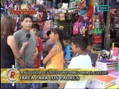 Comprando uniforme escolar en Perú con lenguaje claro, precios, etc.