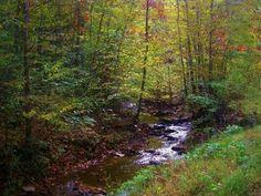 Holden, Logan County in West Virginia by Brenda Romans