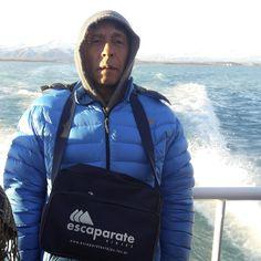 Experiencia Viajeros: Calafate, Argentina. Noemí y Luis visitaron El Calafate y nos comparten fotos de su experiencia.  ¡Gracias por confiar en nosotros para organizar sus vacaciones! #SomosEscaparate #ViajaDescubriExplora