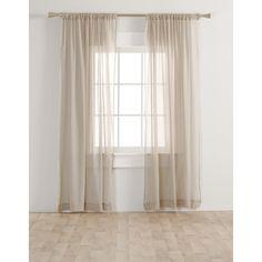 rideaux beiges sur pinterest. Black Bedroom Furniture Sets. Home Design Ideas