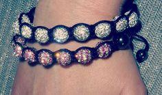 Beautiful Shamballa Crystal Bracelets Summer 2014 Collection  Let's go order here @ http://www.completethelookz.co.uk/Swarovski-Crystal/shamballa-crystal-bracelets