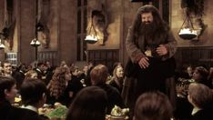 We all know him as the lovable gamekeeper and Care of Magical Creatures teacher at Hogwarts School of Witchcraft and Wizardry. What is Robbie Coltrane up to now? Robbie Coltrane, Beloved Film, Harry Potter Films, Magical Creatures, Hogwarts, Movie Tv, Concert, Fictional Characters, Concerts