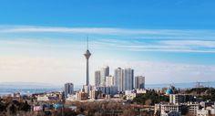 Breathing fresh air in Tehran