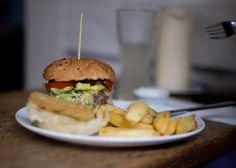 Boca Nuevo restaurant at the White Hart, Arundel, West Sussex