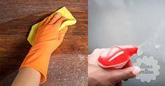 Fantástico! 10 truques caseiros para deixar a sua casa limpa, de forma econômica e ecológica! - # #limpadorcaseiro