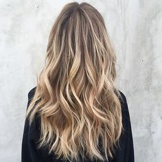 Dirty blonde hair ideas color 25 dyed blonde hair, blonde hair with highlights, balayage Balayage Blond, Dyed Blonde Hair, Ombre Hair Color, Blonde Color, Hair Colors, Style Surf, Surf Hair, Hair Highlights, Dirty Blonde Hair With Highlights