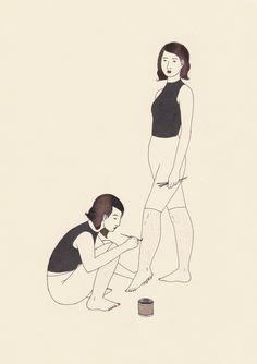 Image of Leg ladies
