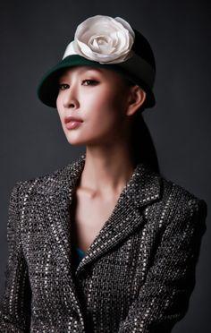 d14b9041 53 best Karen Morris Milliner images   Fascinators, Hats for women ...