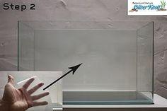 Milchglasfolie als Hintergrund.  Gute Tiefenwirkung