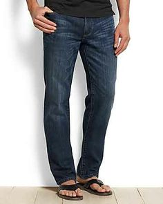 Tommy Bahama - Walker� Vintage Straight Fit Jeans