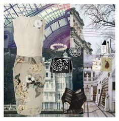 """Classiques"" by oksana-kolesnyk ❤ liked on Polyvore featuring Spy Optic, Dolce&Gabbana, Chanel, Ilia, Christian Dior, David Yurman, NOVICA, Kenneth Jay Lane, Cara and Marc Jacobs"