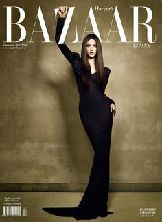portadas de Harper's Bazaar -