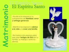 Los Siete Sacramentos – A la paz de Dios San Juan Diego, Religion Catolica, Blog, Bible Study Notebook, Wedding Stage, Catechism, Holy Spirit, Catholic, Blogging