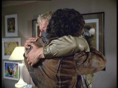 Starsky and hutch. After gillian death. Best friend I have in the world.