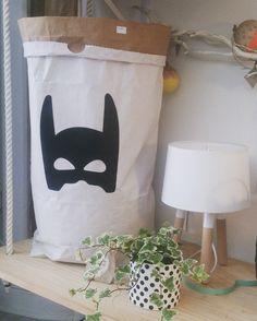 Bolsa de papel super hero!