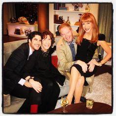 Darren @ Kathy Griffin show