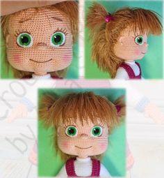 Crochet Eyes, Diy Crochet, Crochet Dolls, Crochet Baby, Crochet Bikini, Knitting Patterns, Crochet Patterns, Knitted Fabric, Diy And Crafts