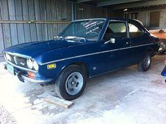 1972 Mazda RX2 ROTARY My second car.