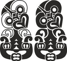 Maori Tiki Tattoo