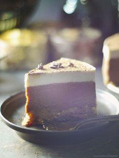 Raw Tiramisu {Free from: gluten & grains, dairy, eggs, and refined sugar}