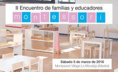 II Encuentro Montessori para familias y educadores - Montessori en Casa