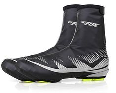 Cycling Shoe Covers Basecamp Outdoor Sports Bike Shoe Covers Waterproof Warmer Overshoes Shoe Cover for Men Women MTB Winter Rain Cycling Bicycle Cycle Mountain Road Toe Cover Silver ** Learn more by visiting the image link.(This is an Amazon affiliate link and I receive a commission for the sales)
