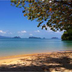 Paradise Koh Yao, 45 minutes boat ride from Phuket, Thailand.