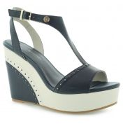 ESPADRYLE TOMMY HILFIGER ESTELLE 14A MIDNIGHT