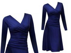 Entdecke lässige und festliche Kleider: Kleid Lizz - viele Farben made by ungiko via DaWanda.com