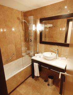 Pretty Small Bathrooms