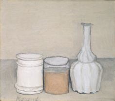 Title: Still Life With Flask Date: 1953 Medium: Oil on Canvas Technique: Painting